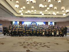 邓禄普第三届超级学院结业仪式完美落幕